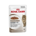 Royal Canin Ageing + 12 Jelly Minced Cat Food Wet Pouch 85g
