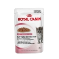 Royal Canin Instinctive Jelly Kitten Cat Food Wet Pouch 85g