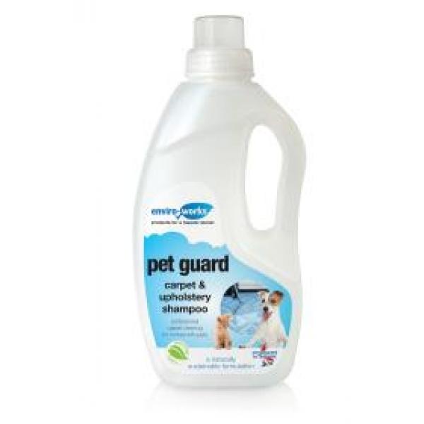 Enviro Works Pet Guard Carpet Shampoo 1 Litre