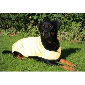 Cool Dog Cooling Coat Large Yellow 64cm