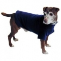 Cosi Fleece Coat Blue 20cm - 8""