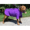 Cosi Fleece Coat Purple 51cm - 20""