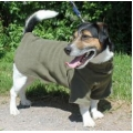 Cosi Fleece Coat Sage 51cm - 20""
