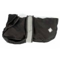 Danish Design 2 in 1 Four Seasons Performance Dog Coat Black 60cm 24""