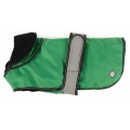 Danish Design 2 in 1 Four Seasons Performance Dog Coat Green 25cm 10""