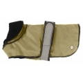 Danish Design 2 in 1 Four Seasons Performance Dog Coat Khaki 70cm 28""