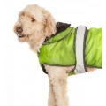 Danish Design 2 In 1 Four Seasons Performance Hi Viz Dog Coat 70cm - 28""