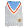 Sotnos Chevron Knit Sweater Large