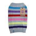 Sotnos Super Stripe Sweater Medium- Long