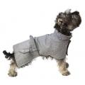 Sotnos Urban Grey Tweed Coat Large