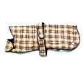 """Danish Design Fleece Cream Classic Dog Coat 30"""" 76cm"""