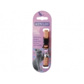"Hem And Boo Kitty & Co Polka Dot Design Reflective Snag & Snap Free Cat Collar 3/8"" X 8-12"" (1.0cm X 20-30cm) Mixed Colours"