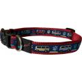 Camper Van Classic Adjustable Collar 1/2 Inch X 10 - 14 Inch (1.2 X 25 - 35cm) Hem & Boo