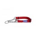 Dog & Co Training Collar 3/4 Inch X 14-20 Inch (1.9 X 35-50cm) Red Hemmo & Co