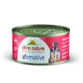 Almo Nature HFC Alternative Dog Tins 70g Ham with Parmesan