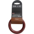 Dog & Co Dental Chew Small Ring Chocolate 4 Inch