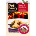 Pet Bakery Turkey & Cranberry Bones 240g