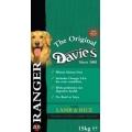 Davies Ranger Lamb & Rice 15kg
