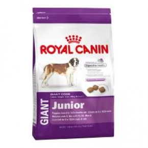 Royal Canin Giant Junior 15kg plus 3kg