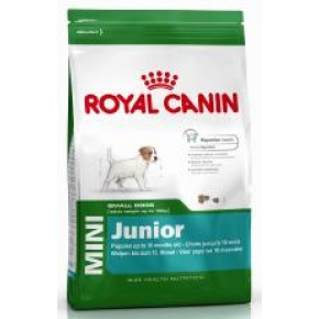 Royal Canin Mini Junior dog food 4kg