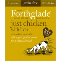 Forthglade Just Chicken With Liver 395g Dog