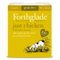 Forthglade Just Chicken 395g Adult Dog Grain Free
