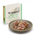 McAdams Dog British Free Range Turkey & Garden Vegetables 150g