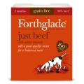 Forthglade Just Beef 395g Adult Dog Grain Free