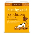 Forthglade Just Chicken With Tripe 395g Adult Dog Grain Free