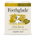 Forthglade Complete Meal Chicken With Brown Rice And Veg 395g Senior