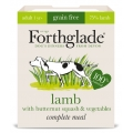 Forthglade Complete Meal Grain Free Lamb With Butternut Squash & Veg 395g Adult Dog