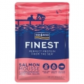 Fish 4 Dogs Finest Salmon Mousse Pouch 100G