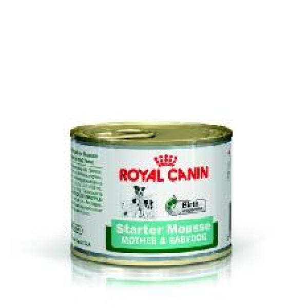 Royal Canin Dog Wet Starter Mousse 195g