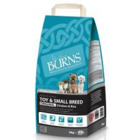 Burns Adult Small & Toy Breed 2kg