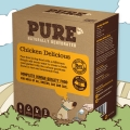 Pure Dehydrated Dog Food Chicken Delicious 2kg