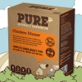 Pure Pet Food Chicken Dinner 500g