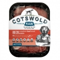 Cotswold Raw Mince 80/20 Active Beef 1kg Dog Food Frozen