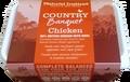 Natural Instinct Country Banquet Chicken Dog Food 1kg Frozen