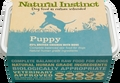 Natural Instinct Natural Puppy Dog 2 X 500g Twin Pack Frozen