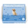 Natural Instinct Natural Weaning Puppy & Kitten Paste 2 X 500g Frozen