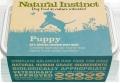 Natural Instinct Natural Puppy Dog 1kg Frozen