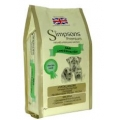 Simpsons Complete Adult Dog Food 12kg Lamb & Brown Rice