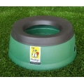 Road Refresher Bowl 1.4ltrs Hunter Green Prestige Pet Products