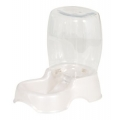 Petmate Cafe Waterer Pearl White 2.84L