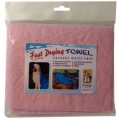 Fast Drying Towel Small Pink