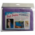 Fast Drying Towel Small Purple