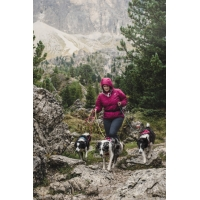 Hurtta Outdoors Padded Active Harness Raven 40 - 45cm