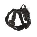 Hurtta Outdoors Padded Active Harness Raven 100 - 120cm
