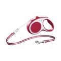 Flexi Vario Small Red Cord 8metre