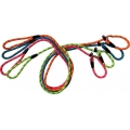 Dog & Co Economy Rope Slip Lead Various Neon Colours 10mm X 150cm